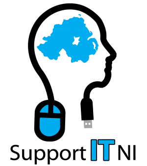 Support IT NI logo