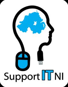 Support IT NI logo